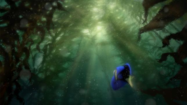 Disney/Pixar si mette Alla Ricerca di Dory a settembre 2016