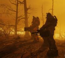 Una sequenza del trailer di annuncio di Fallout 76