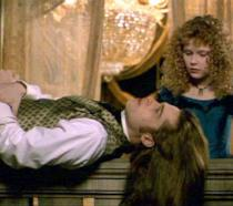 Kirsten Dunst e Brad Pitt in Intervista col Vampiro