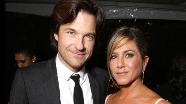 Jennifer Aniston e Jason Bateman in primo piano