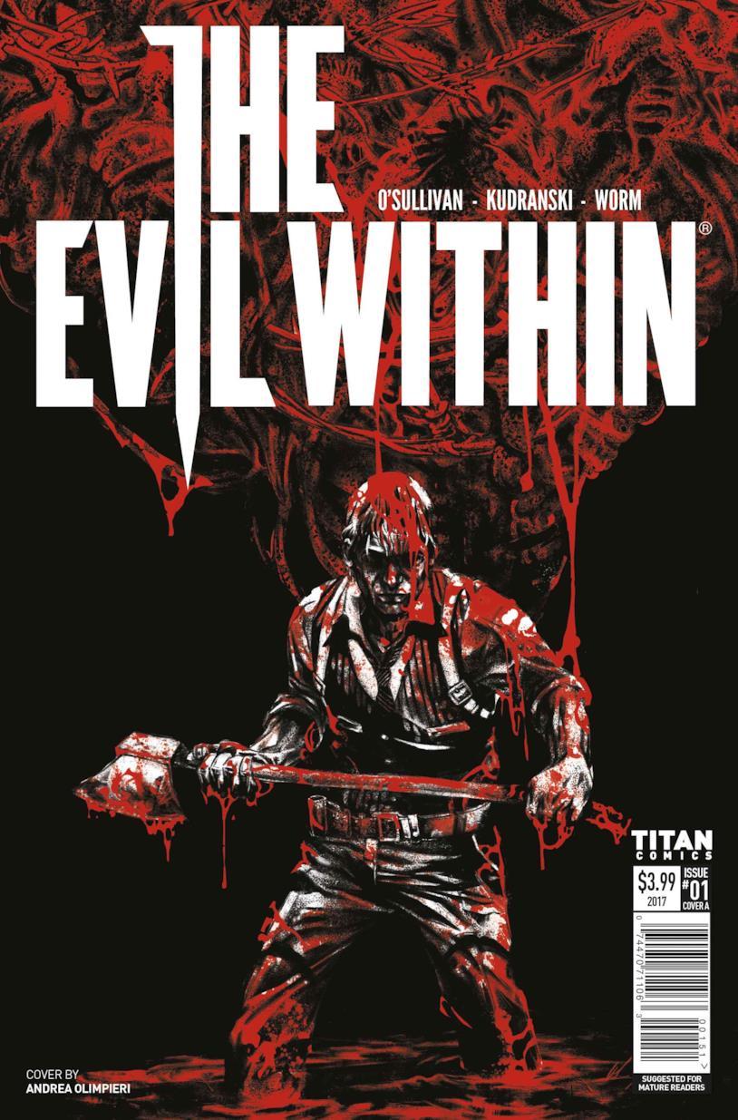 La serie a fumetti di The Evil Within