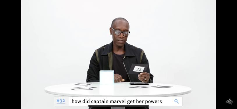 Come ha ottenuto i poteri Captain Marvel?