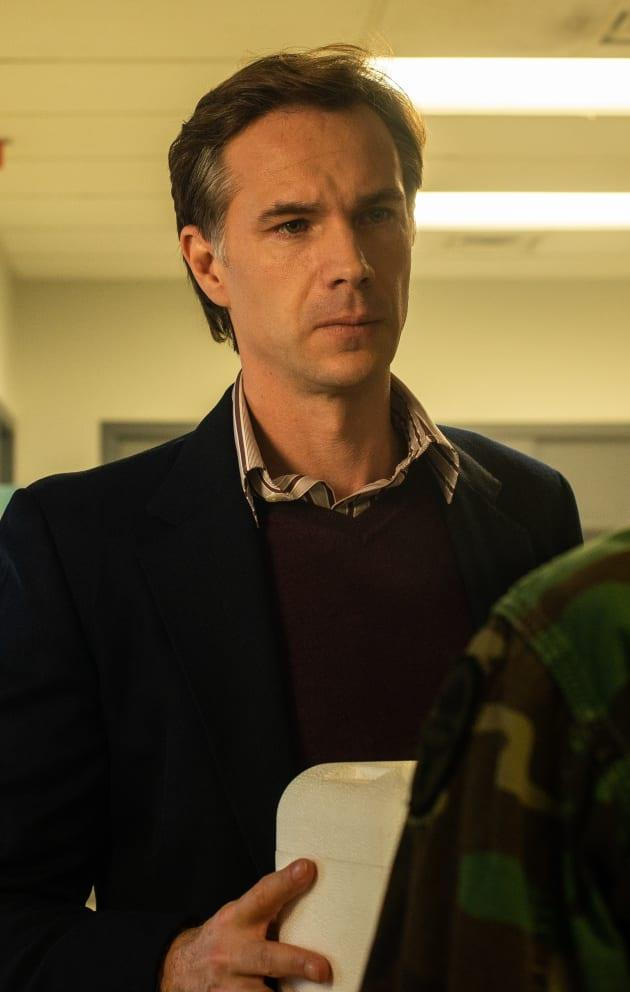 The Hot Zone - Area di contagio: James D'Arcy