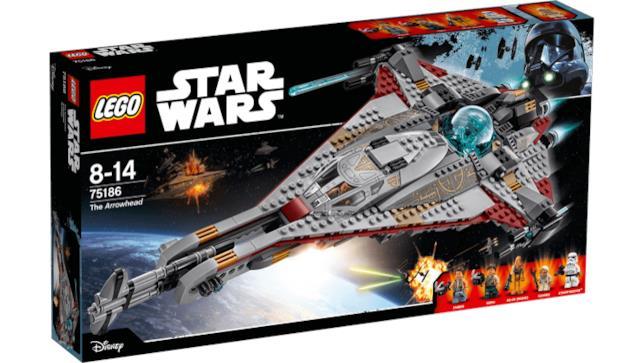 Set LEGO Arrowhead