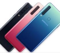 Immagine stampa del nuovo Samsung Galaxy A9
