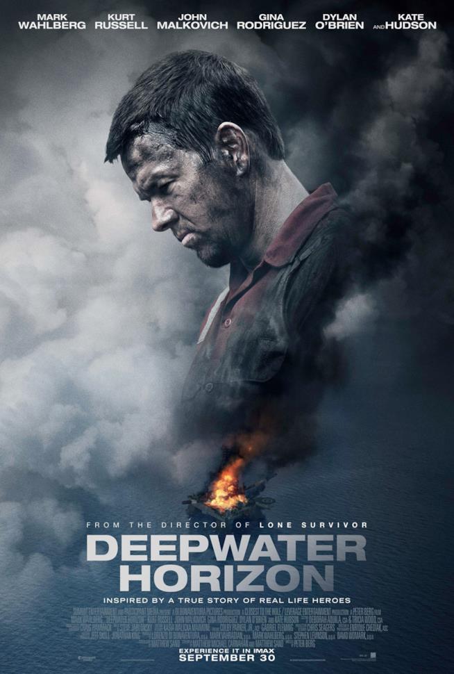 La recensione di Deepwater Horizon