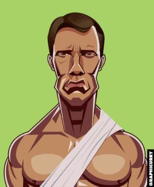 Arnold Schwarzenegger: la carriera in una GIF