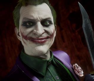 Il Joker in Mortal Kombat 11
