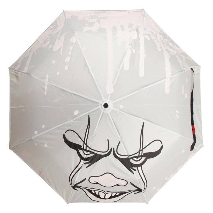 Quando non è bagnato sembra un semplice ombrello