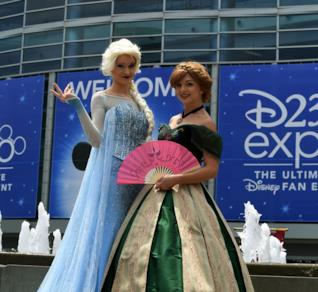 Frozen 2, Onward, i film Disney e Pixar presentati al D23 2019