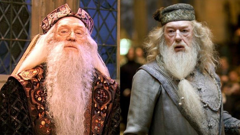 Silente in Harry Potter