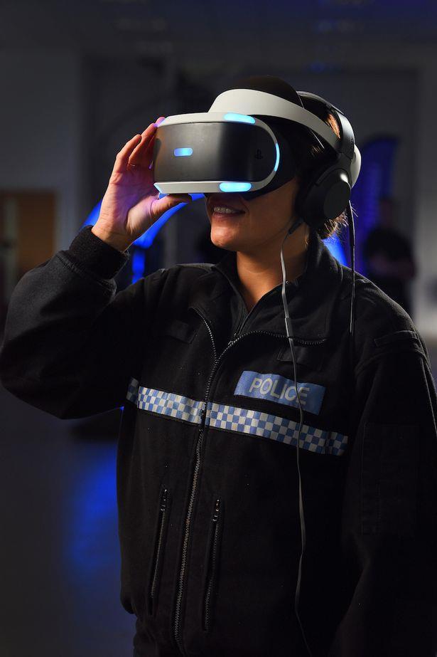 Gran Turismo Sport viene usato per la formazione dei poliziotti britannici