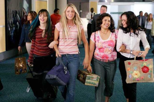 Immagine tratta da 4 amiche e un paio di jeans