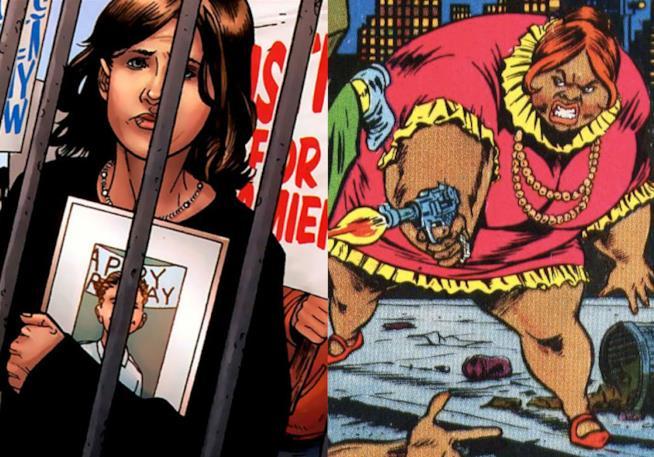 Miriam Sharpe e Black Mariah, i personaggi Marvel di Alfre Woodard