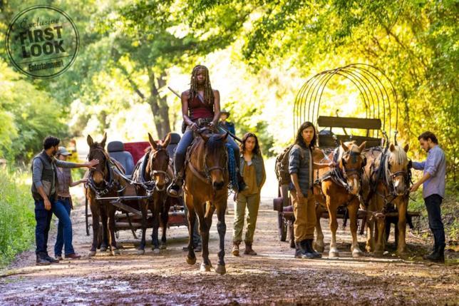 La nuova stagione di The Walking Dead avrà atmosfere western
