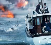 Una delle scene più emozionanti di Dunkirk