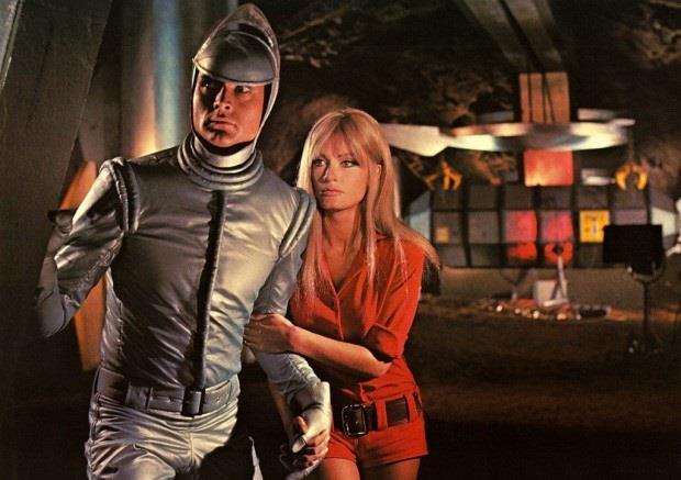 Mario Bava ha portato Diabolik al cinema già nel 1968