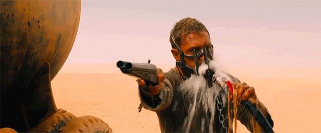 Diverse scene di Mad Max