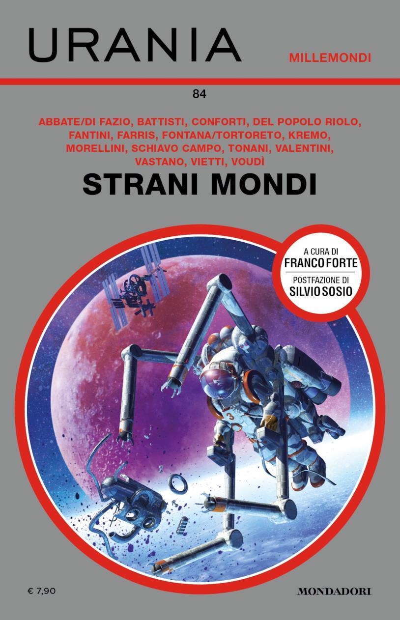 La copertina di Strani mondi