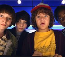 I protagonisti della seconda stagione di Stranger Things