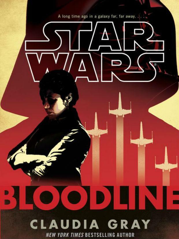 Copertina di Star Wars Bloodline