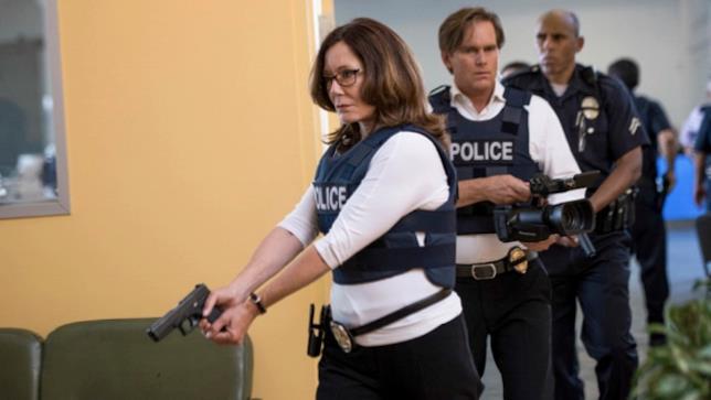Sharon Raydor, il capitano protagonista di Major Crimes