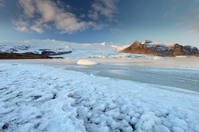 Vatnajökull, le Terre degli Estranei