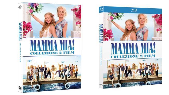 Mamma Mia! Collezione 2 film - DVD e Blu-ray