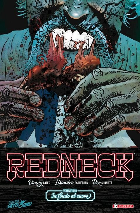 Cover di Redneck vol 1