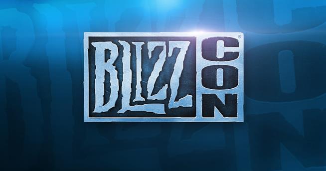 Il celebre logo della BlizzCon