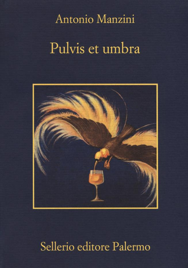 La copertina di Pulvis et umbra