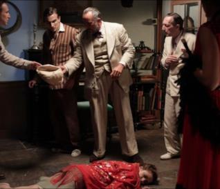 Un'immagine di Little Murders by Agatha Christie