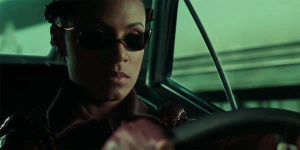 Jada Pinkett Smith in Matrix