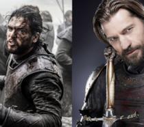 Qual è il guerriero più forte in Game of Thrones? La sfida