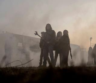 The Walking Dead: un primo sguardo alla nuova serie del franchise