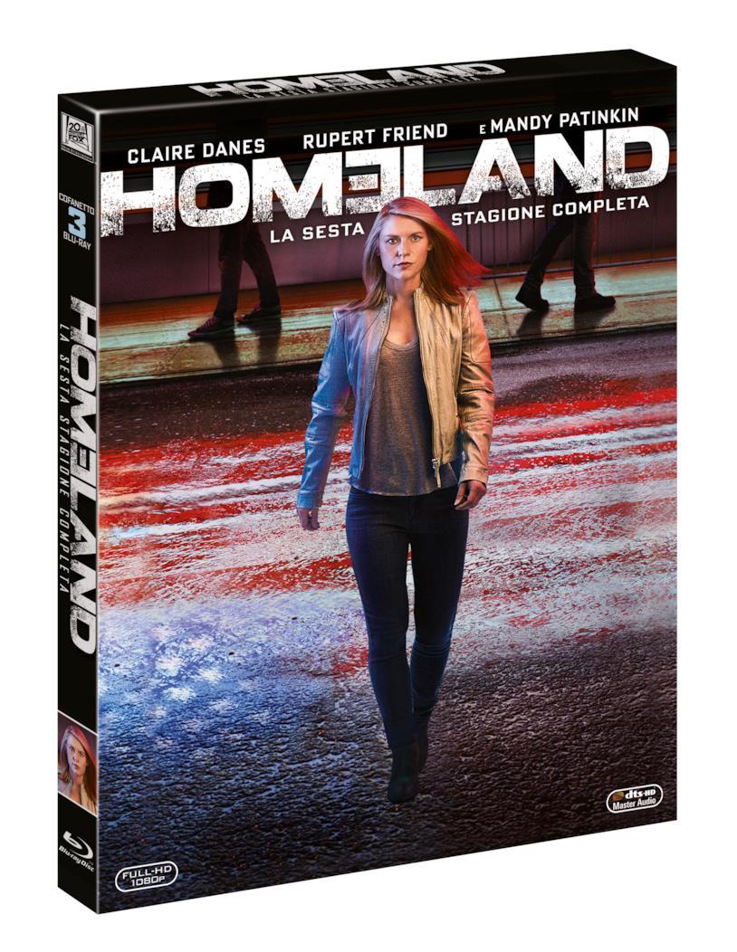 Homeland 6 in Blu-Ray
