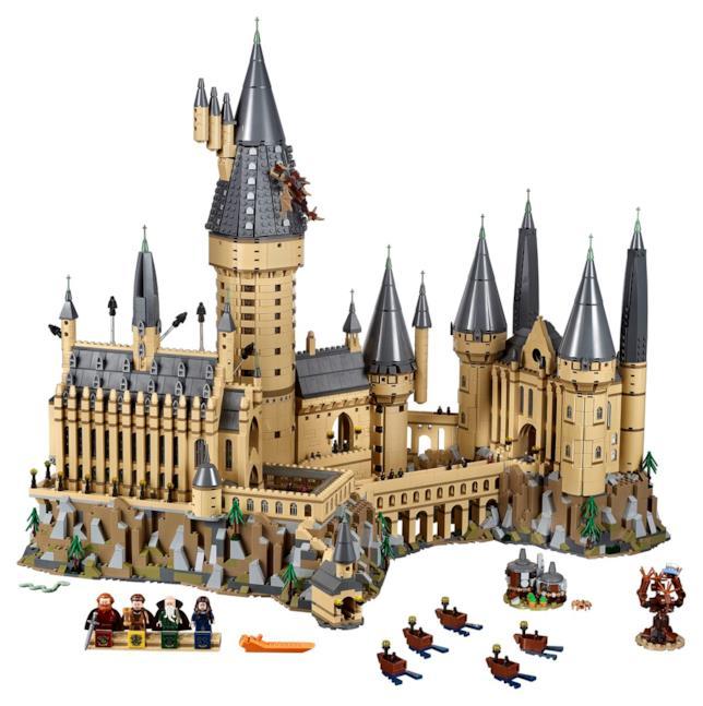 Castello di Hogwarts set LEGO