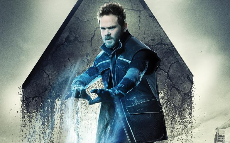 Shawm Ashmore nel ruolo di Iceman in X-Men