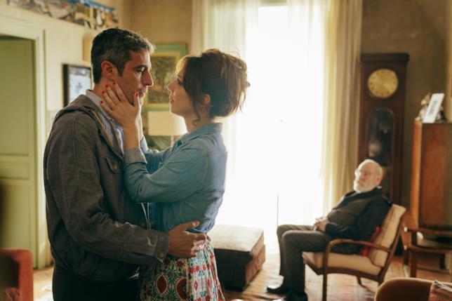 Pif e Thony in una scena del film
