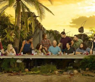 I personaggi di Lost ricreano l'ultima cena come in Far Cry 5