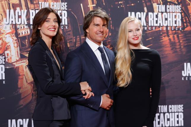 Tom Cruise alla prima Jack Reacher: Punto di Non Ritorno