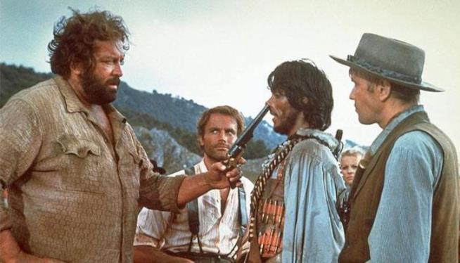 Locarno ricorda Budd con Lo Chiamavano Trinità...
