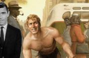 Lo sceneggiatore Rod Serling e la copertina di Planet of the Apes: Visionaries