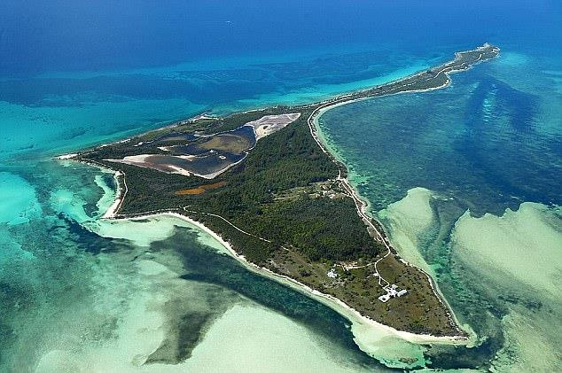 L'isola di Bird Cay