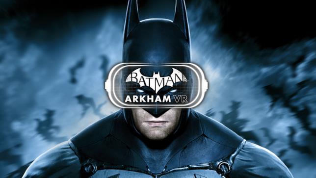 Batman Arkham VR è disponibile su PSVR