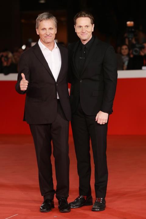 Viggo Mortensen e Matt Ross alla Festa del Cinema di Roma