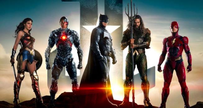 Justice League: Jason Momoa nei panni di Aquman nel nuovo concept-art