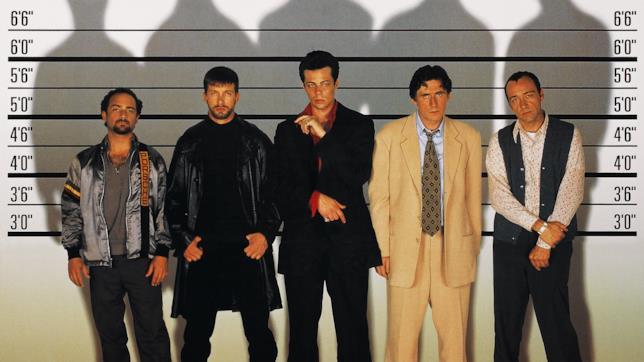 Il cast de I soliti sospetti