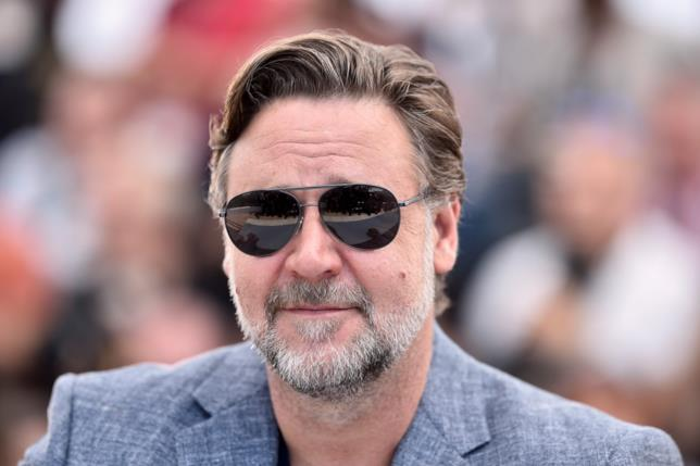 Russell Crowe sul red carpet