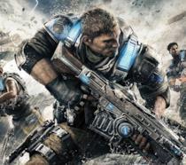 I tre protagonisti di Gears of War 4 nella cover del gioco per Xbox One e PC